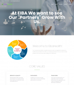 Eiba Health - Global RCM Service Provider