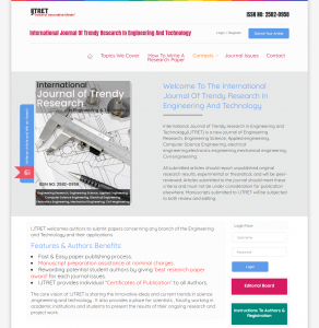 IJTRET- Multi-page Web Design