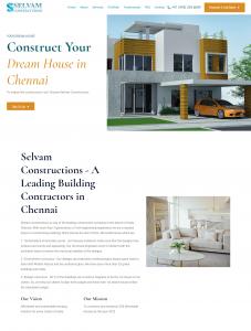 Construction Company in Chennai